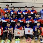 平成31年度城南地区体育大会団体優勝